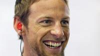 Co o sobě prozradil Button před posledním závodem své kariéry? - anotační foto