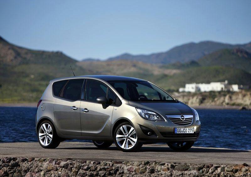 Nový Opel Meriva použije podvozkovou platformu z Peugeotu 308 - anotační foto