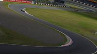 Představení Suzuky: Ležatá osmička, v níž Hamilton potřebuje porazit Rosberga + VIDEO