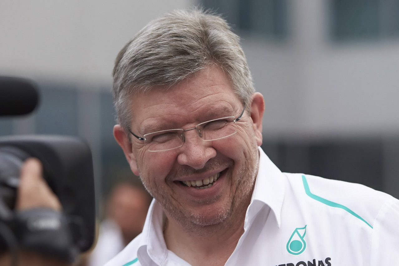Formule 1 a válečná strategie - co mají společného? Dočtete se v nové Brawnově knize - anotační obrázek
