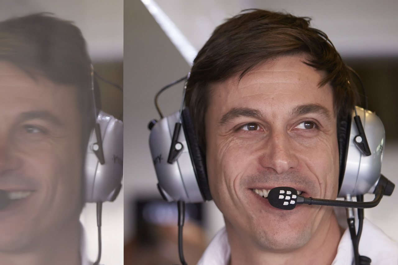 Mercedes se zasazuje o revizi platební struktury F1 - anotační foto