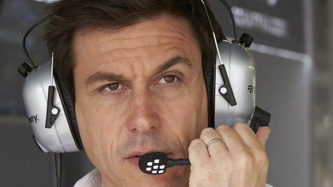 Toto Wolff si dobře všímá talentů, proto Verstappena neztrácí z dohledu