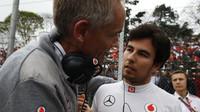McLaren a já: hořká vzpomína Sergia Péreze na rok 2013 - anotační foto