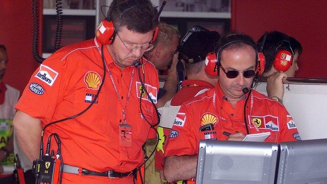 Brawn se o právu veta dozvěděl až po osmi letech působení u Ferrari