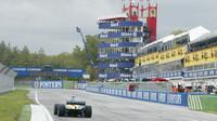 Na okruhu v Imole se jelo 26 Grand Prix San Marina a jediná GP Itálie