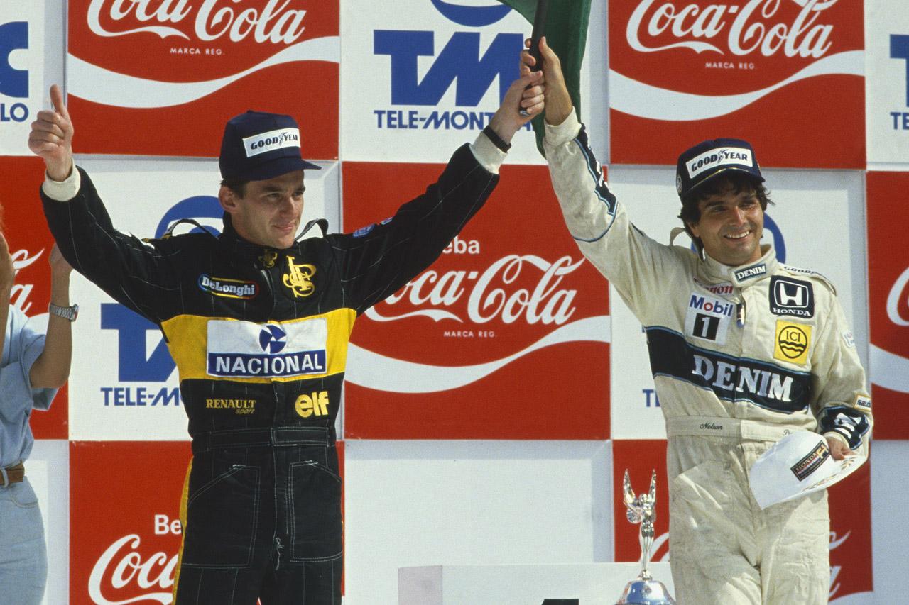 Piquet vstup svého krajana do F1 pouze oddálil...