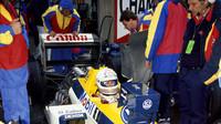 Brundle je jedním z těch, kteří dokázali po určité pauze najít cestu do F1