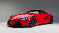 Toyota FT-1 Sports Coupe