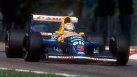 Mansell je dosud posledním vítězem mexické Grand Prix - to se psal rok 1992