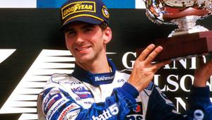 Damon Hill se dožívá šedesátin