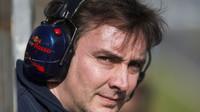 Technický ředitel Toro Rosso - James Key