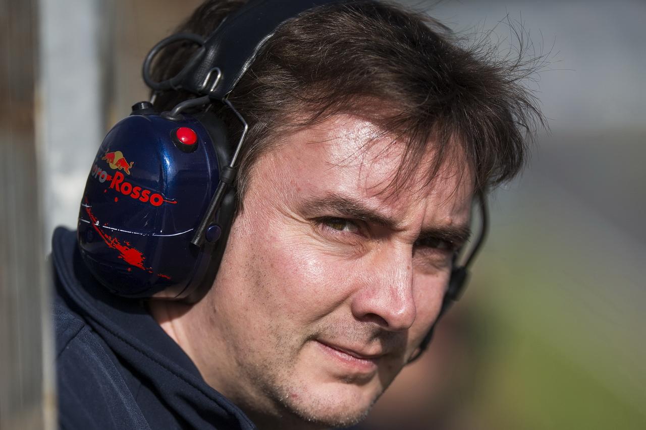 Toro Rosso si je jisté, že si svého technického ředitele Keye udrží - anotační obrázek