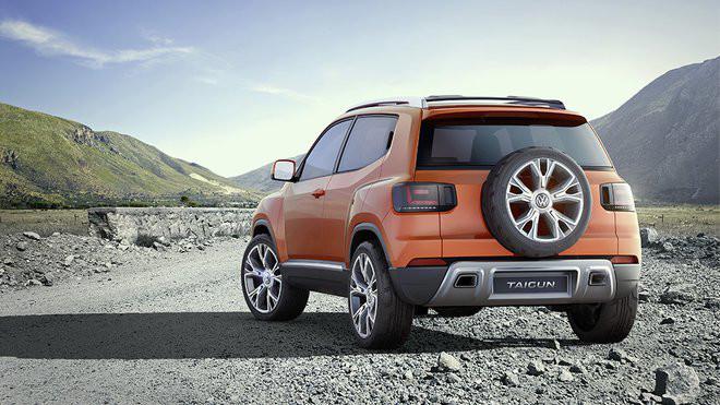 Volkswagen Taigun nebude, příčinou jsou jeho rozměry.