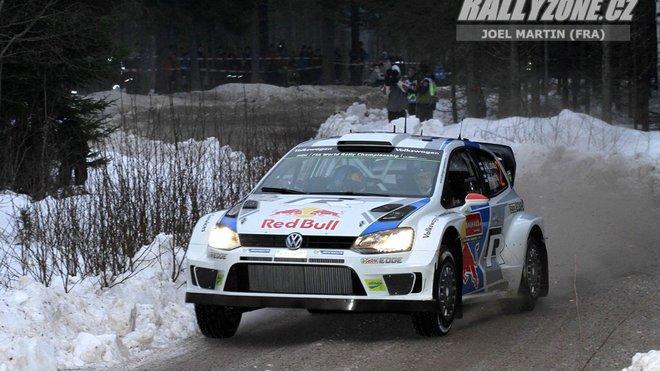 Rally Sweden: Latvala vítězí, M-Sport i ve druhé soutěži sezony zažívá výpadek v poslední RZ, tentokrát Evans - anotačné foto