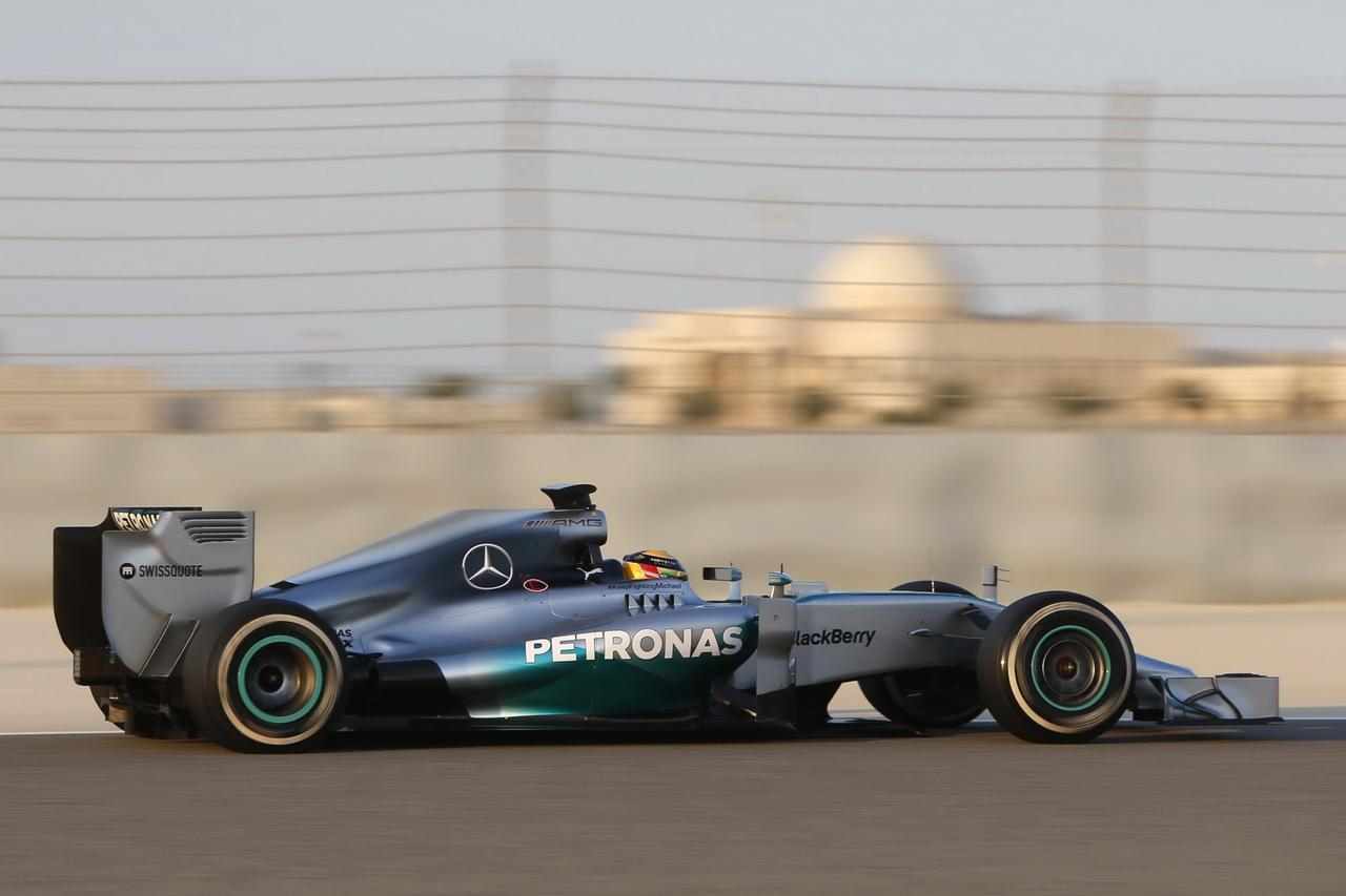 mercedes - bahrajn
