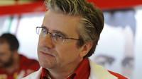 Pat Fry má v F1 velké zkušenosti