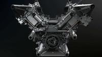 V6 spalovací motor Renaultu