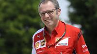 Stefano Domenicali léta šéfoval závodnímu týmu Ferrari