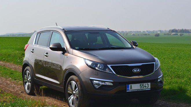 Kia Sportage facelift: První jízdní dojmy - anotačné foto
