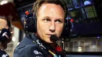 Horner popisuje kritický moment závodu a srovnává Verstappena s největšími mistry - anotační foto