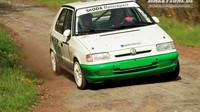 rally test vysočina
