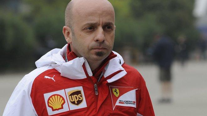 Simone Resta bude působit opět u Ferrari