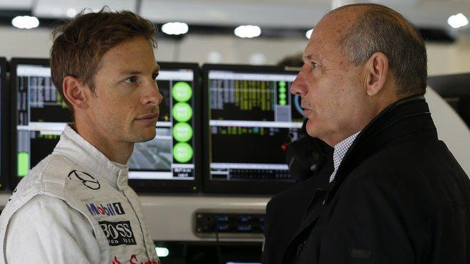 Konec dohadů, uzavřeno, potvrzeno, podepsáno. Nebo nám Button a Dennis ještě chystají nějaké překvapení?