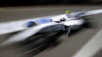 Valtteri Bottas s Williamsem