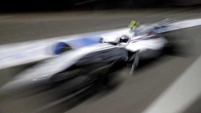 Jak to bylo v roce 2016 s rychlostním rekordem a jak nás Williams svými údaji mátl - anotačné foto