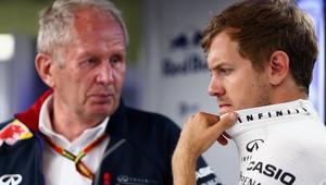 Vettel mohl jezdit opět za Red Bull místo Péreze, pokud by byl trpělivější, prozradil Marko - anotační obrázek