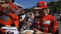 Kimi Räikkönen: Moje cesta od Sauberu k Ferrari (část II.) - anotační foto