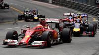 V Monaku by mohli mít soupeři Mercedesu šanci