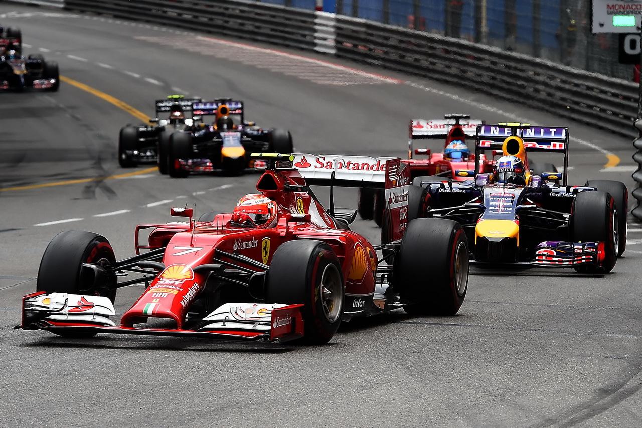 Webber: Ferrari a Red Bull letos mohou vyhrát - anotační foto