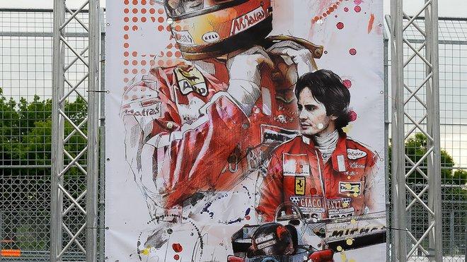 Nezapomenutelný Gilles Villeneuve