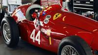 Historický vůz Ferrari
