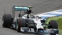 Prohlášení týmů po kvalifikaci na Grand Prix Německa - anotační foto