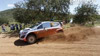 Rally de Portugal: Startovní listina s 19 WRC a továrním týmem Škoda - anotační foto