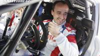 Kubica pojede po dlouhé době závod na okruhu
