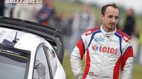 Robert Kubica se po delší době objevil na soutěži WRC