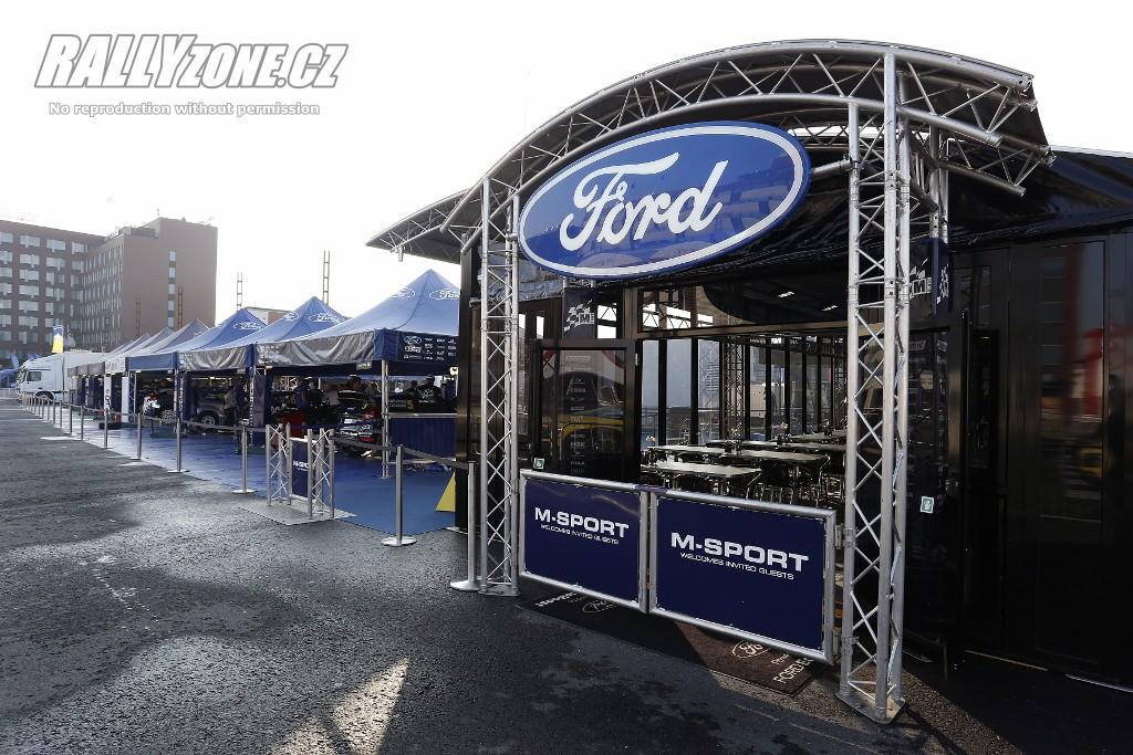 Ford se vrací k oficiální podpoře M-Sportu