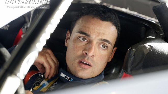 Bryan Bouffier se po nějaké době zase vrací do WRC