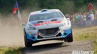 Peugeot Rally Academy se chystá na Barum - anotační foto