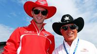 Haas navázal kontakty s pilotem GP2 - anotační foto