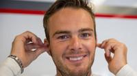Uvidíme ještě van der Gardea v F1? Holanďan by byl rád