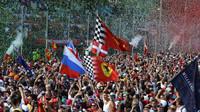 Monza chyběla v historii šampionátu F1 pouze jednou.