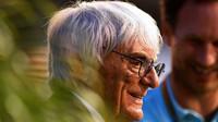 Jak se žije bez F1? Ecclestone nic neskrývá