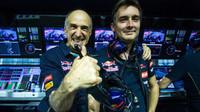 Jak je na tom Toro Rosso s vozem STR12 pro sezónu 2017? - anotační foto