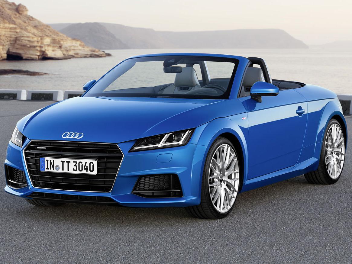 Co má nová verze Audi TT společného s Octavií Scout? - anotační foto