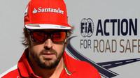 Alonso do Ferrari, hlásá Ecclestone. Briatore nic nevylučuje - anotační foto