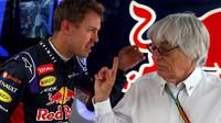 Třeba si v Imole brzy zajezdíš, Sebastiane, jako by říkal Bernie Ecclestone.